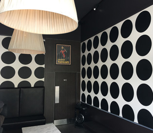 wallpaper design and installation