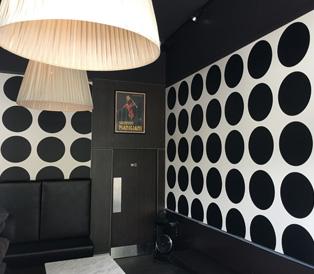 wallpaper design and installation