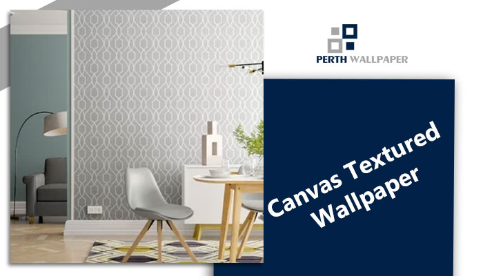 canvas textured wallpaper