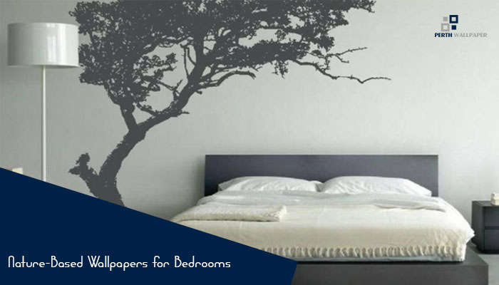 nature-based wallpapers for bedrooms